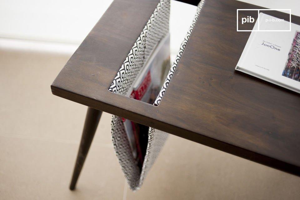 Der Tisch Londress ist äußerst praktisch