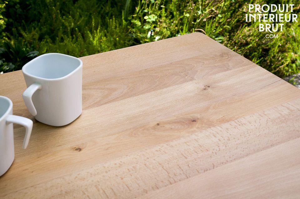 Hell und elegant aus 100% Buchenholz