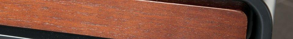 Materialbeschreibung Tisch Nordby