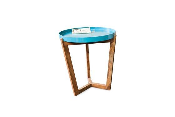 Tisch Stockholm Türkis ohne jede Grenze