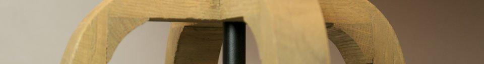 Materialbeschreibung Tischlampe Andersen