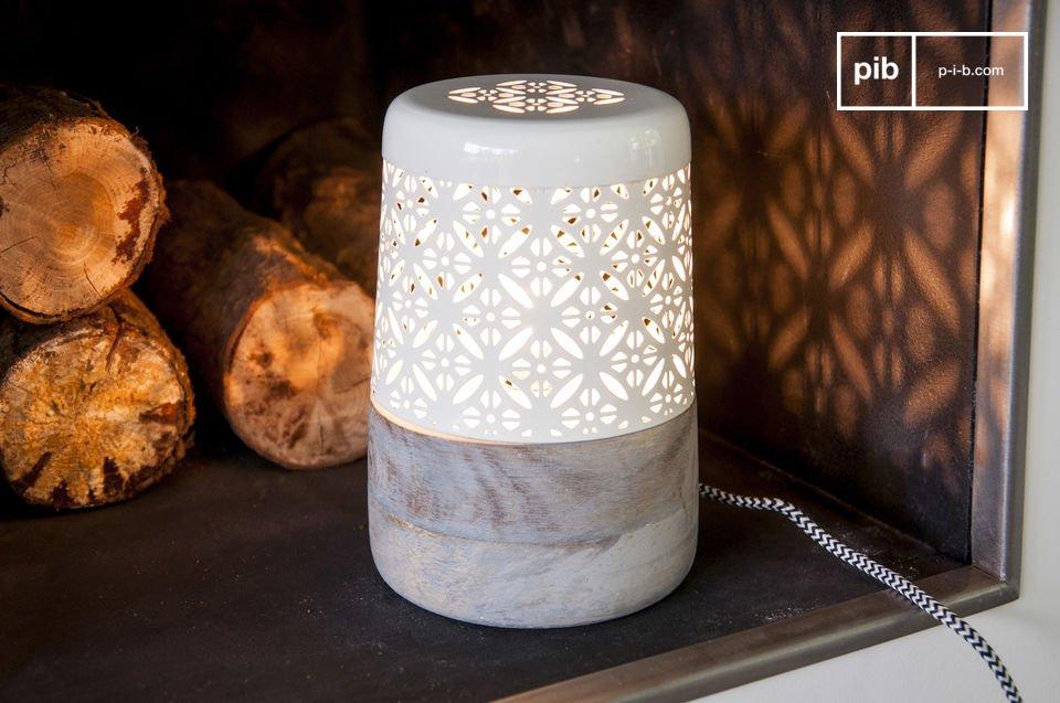 Eine wunderschöne Leuchte für gelungene skandinavische Deko