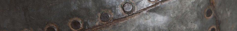 Materialbeschreibung Tischleuchte Nessos