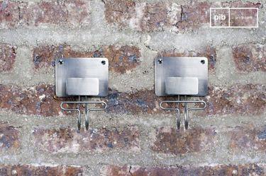 Tribeca Werkstatt-Hakenpaar