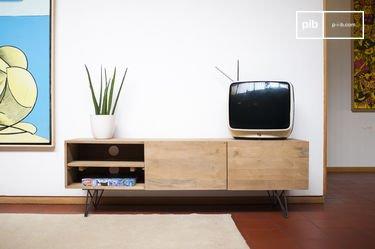 TV-Möbel aus Holz Zürich