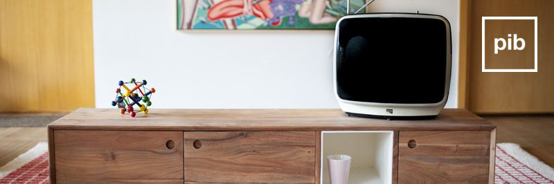 Tv-möbel bald zurück in der Sammlung