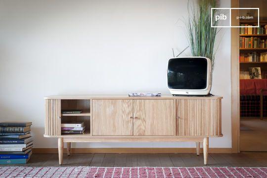 TV-Möbel Ritz Vorhang