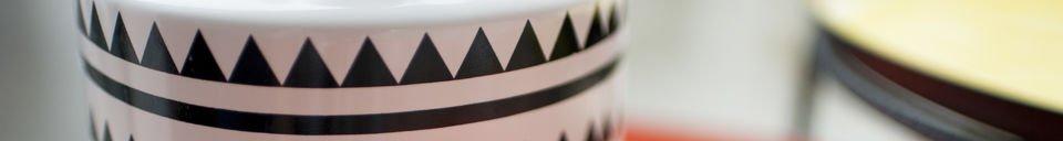 Materialbeschreibung Vase Nora