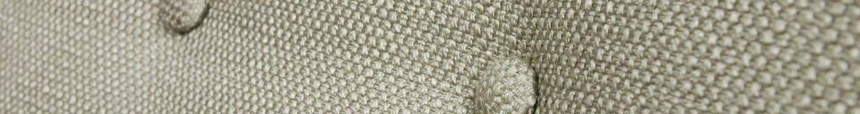 Materialbeschreibung Vintage Sessel Northern