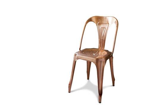Vintage-Stuhl Multipl's Kupferfarben ohne jede Grenze