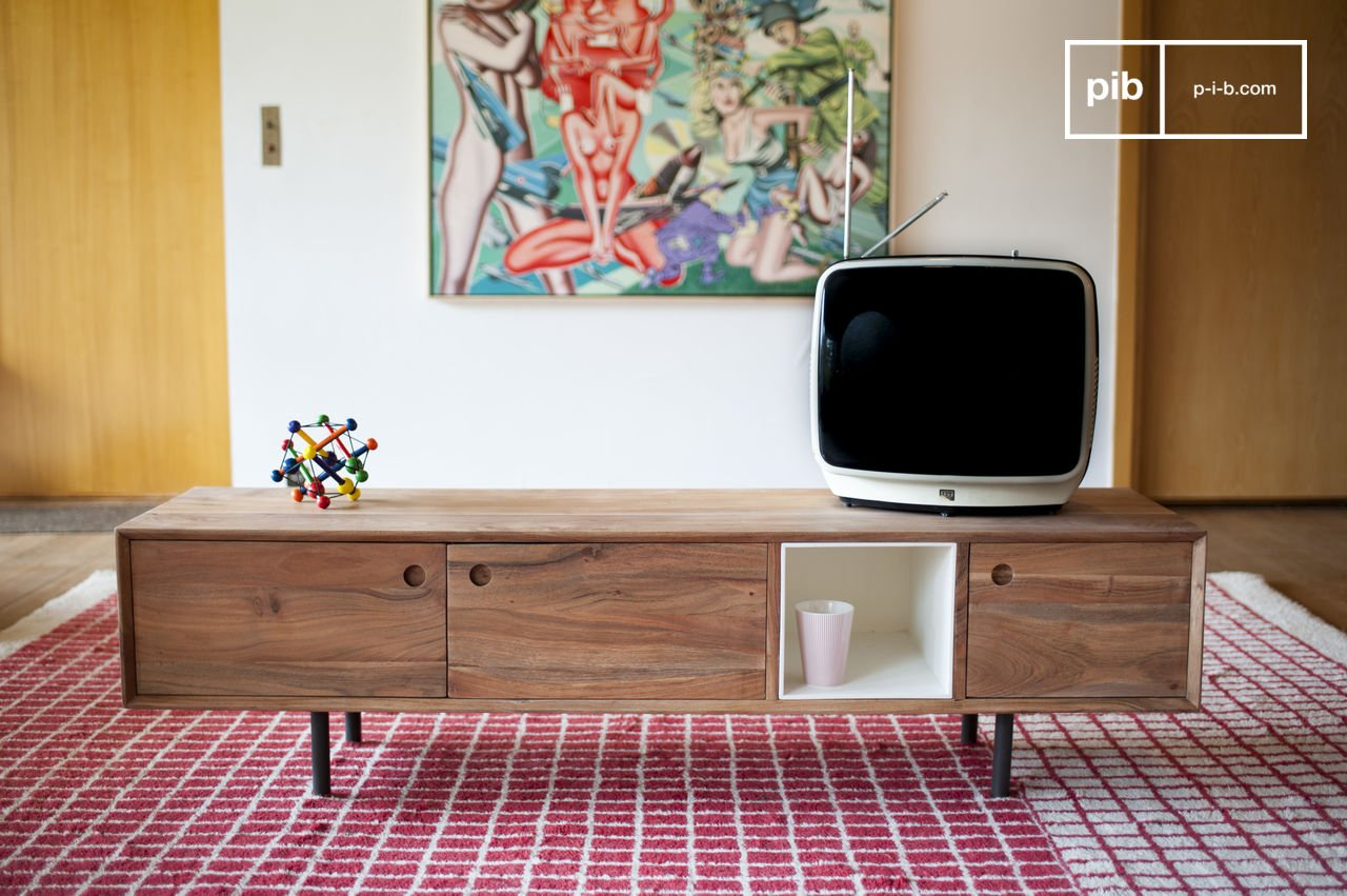 Vintage TV Möbel Bascole