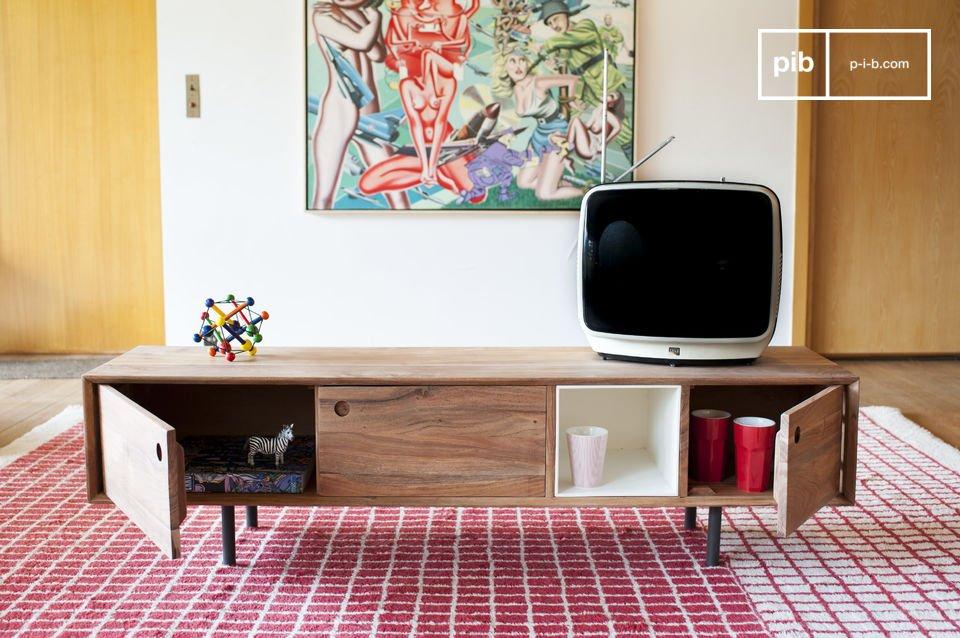 Vintage TV-Möbel Bascole