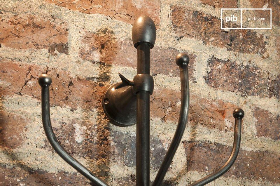 Platzgewinn und Vintage Style aus 100% Metall