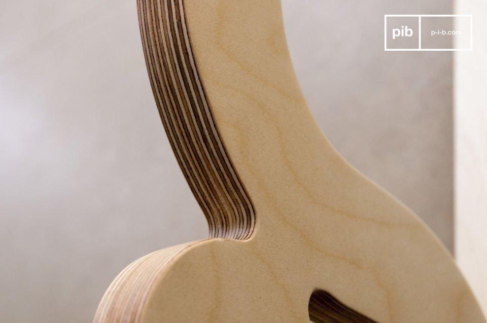 Die Wandleuchte Rholl wird Ihrem Interieur einen originellen und zugleich spielerischen Touch