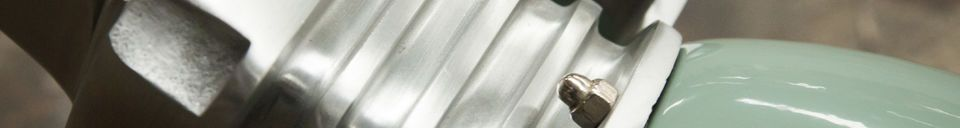 Materialbeschreibung Wandleuchte Sogelys