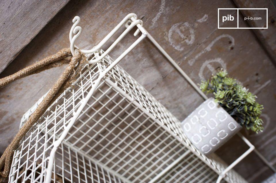 Um Balance in Ihre Einrichtung zu bringen und kleinere Gegenstände mti Stil aufzubewahren gibt es