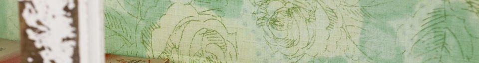 Materialbeschreibung Wandschrank Bohème
