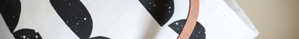 Materialbeschreibung Wäschekorb Half Moon