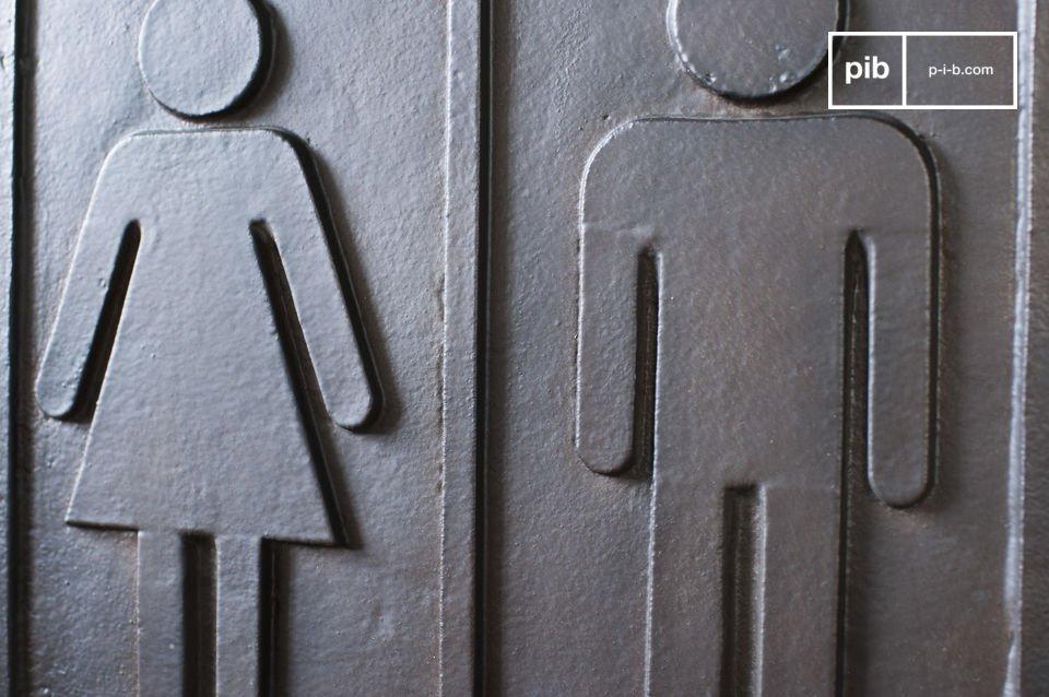 Das große Piktogramm ist für alle Menschen verständlich