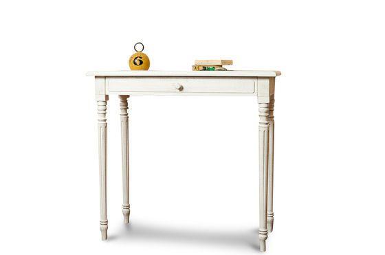 Weißer Schreibtisch Frivole ohne jede Grenze