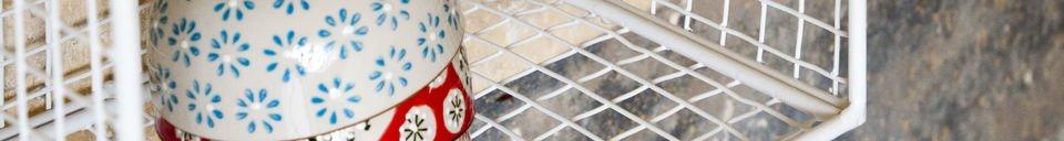 Materialbeschreibung Weißes Wandregal Rosa