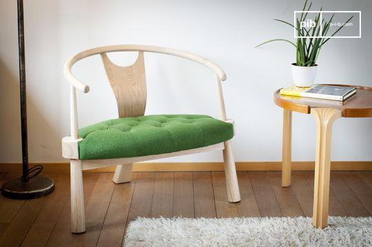 Wellinfield dreibeiniger Sessel