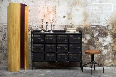 Werkstattmöbel mit 12 Schubladen
