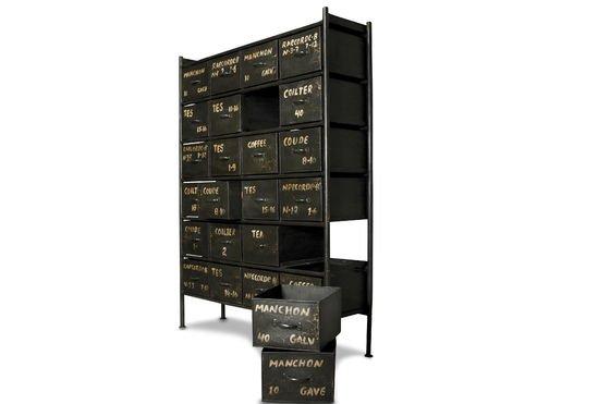 Werkstattmöbel mit 24 Schubladen ohne jede Grenze