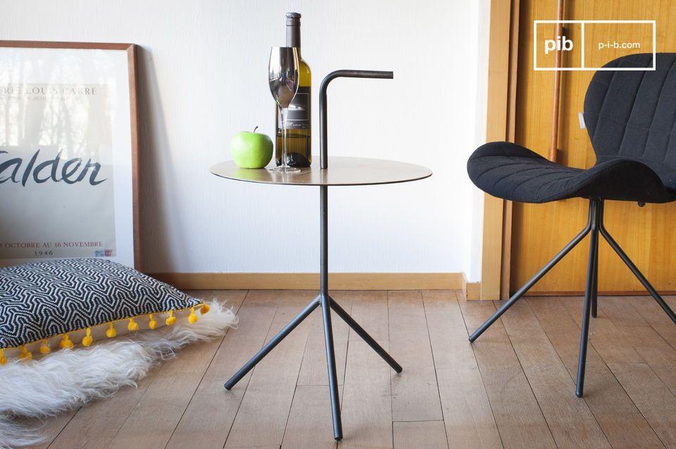 Xyleme Tragbarer Tisch mit Griff