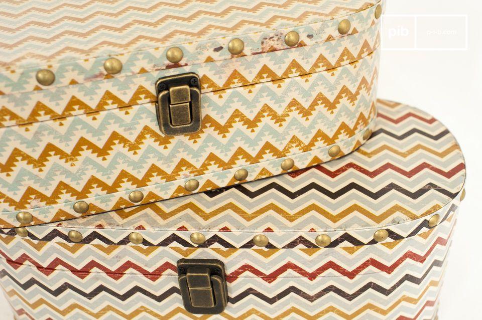 Die Schachteln Sinolle sind hervorragend um kleine Gegenstände in einem Eingang oder in einem