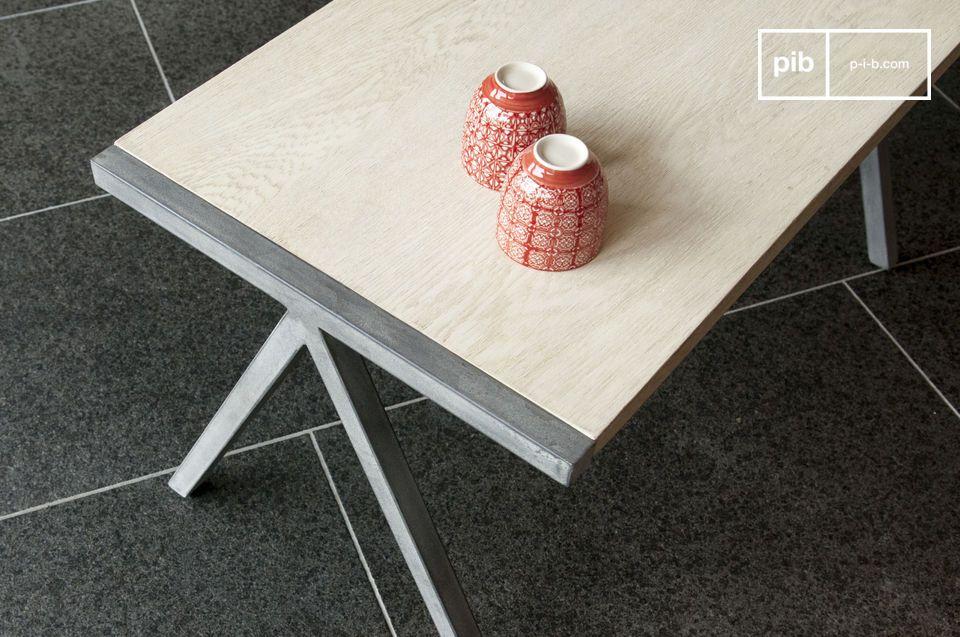 Ein Tischpaar mit nordischem Charme