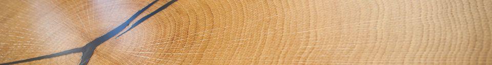 Materialbeschreibung Zwillinger Couchtisch Xyleme