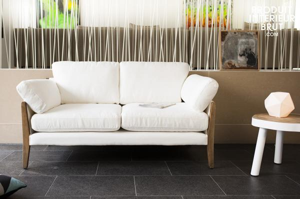 Sofa Ariston weiss